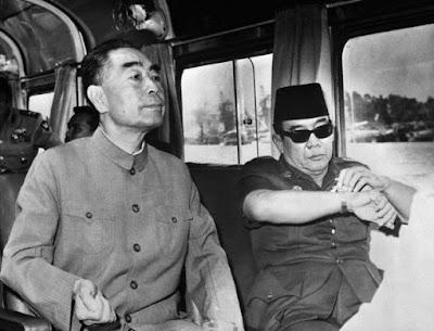 Pesan Soekarno Agar Warga Tionghoa dan Tiongkok Tidak Dihujat S-16