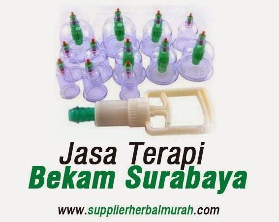 Jasa Terapi Bekam Surabaya