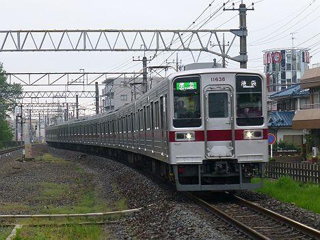 東武東上線 準急 池袋行き 10030系R