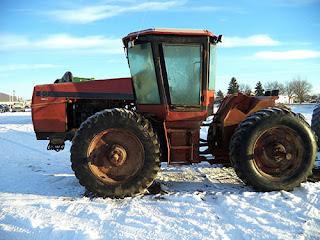 EQ-25046 Case IH 9130 tractor