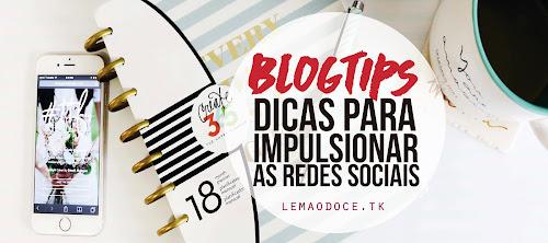 BLOGOSFERA | Blogtips V: Dicas para impulsionar as redes sociais
