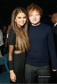 Selena Gomez reportedly dating British musician Ed Sheeran