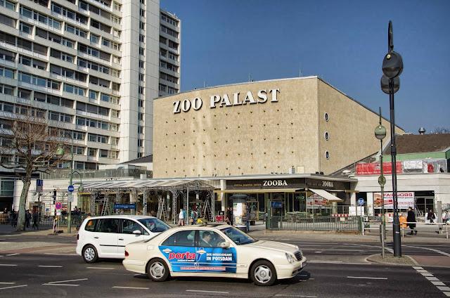 Baustelle Zoo Palast, Hardenbergstraße, 10623 Berlin, 11.03.2014