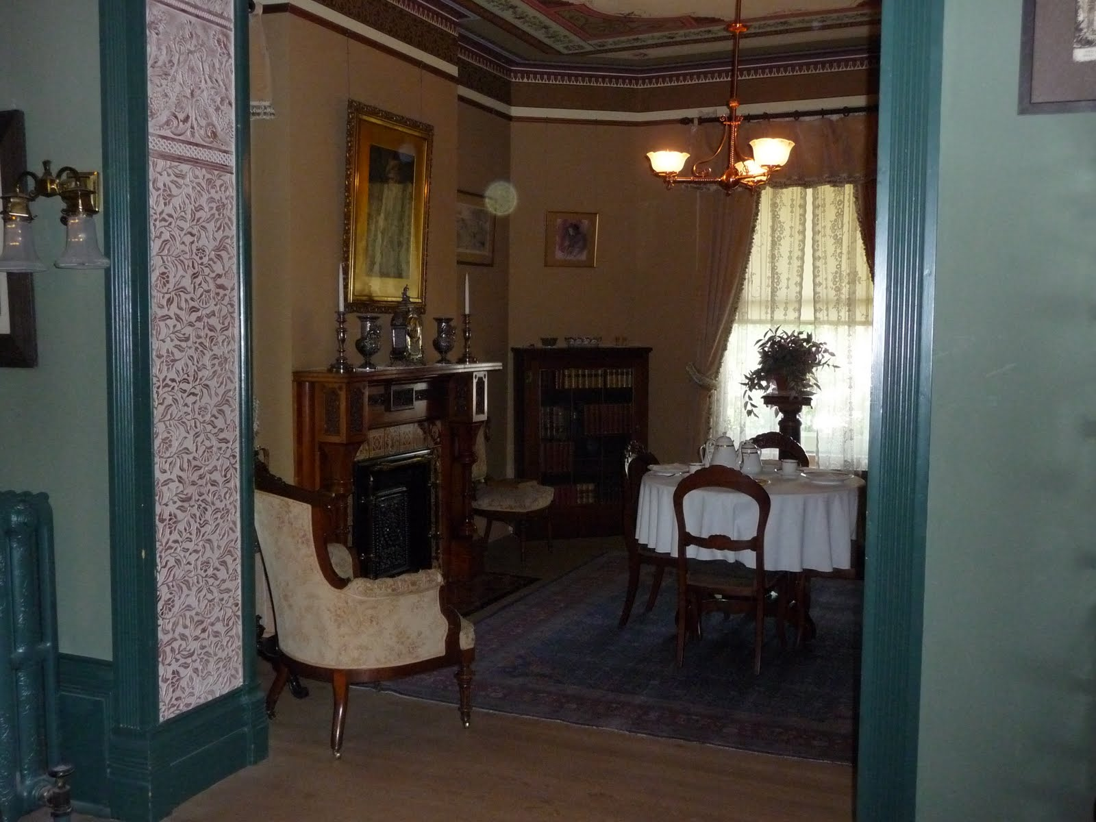 The Byers Family, And The Evans Family To Whom They Sold The Home In 1889,  Were Prominent Members Of Denver Society And The Interior Reflects Their  Wealth ...