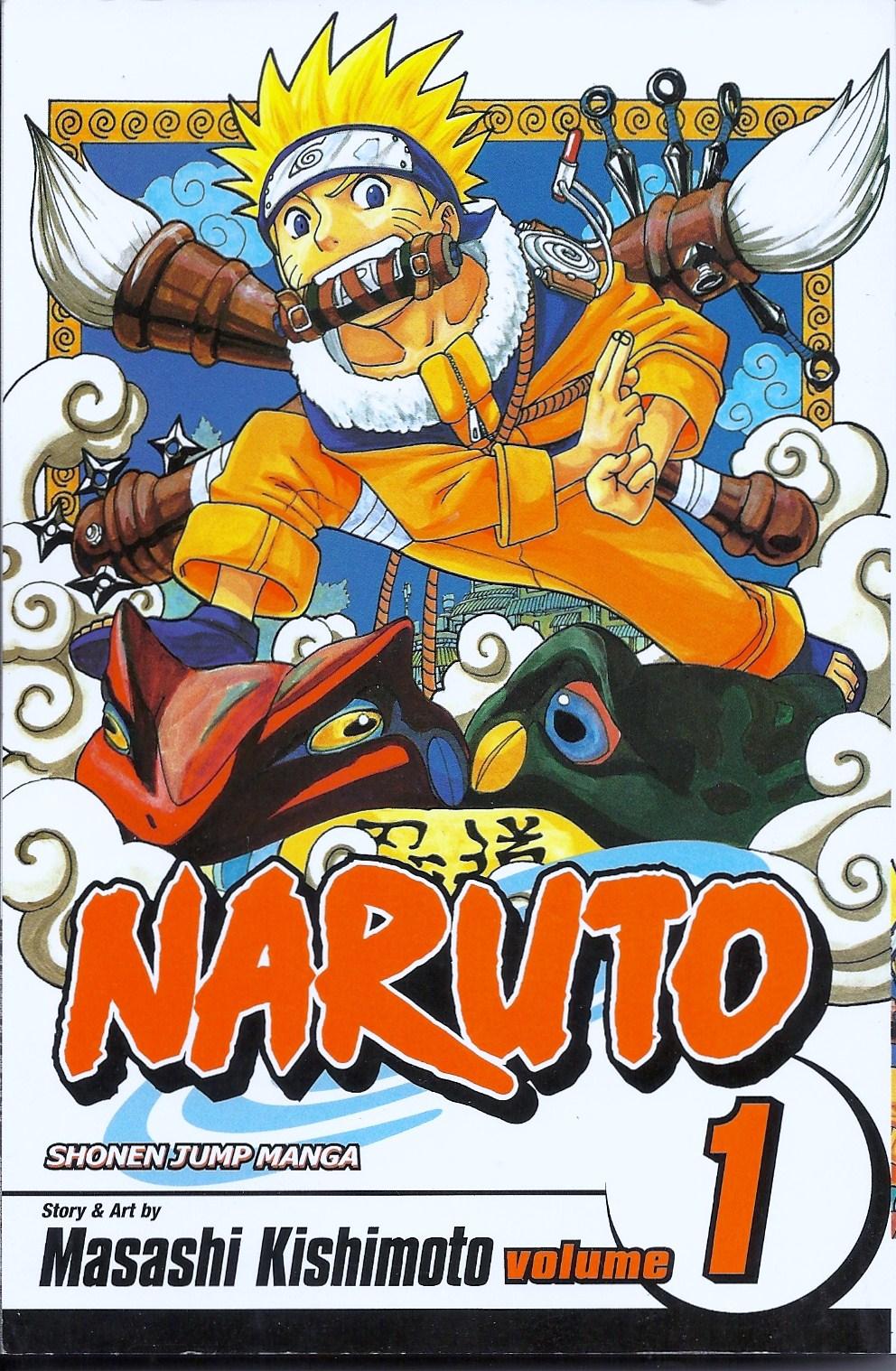 naruto comic book 1 pdf