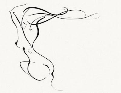 Dibujos Sexis Siluetas Femeninas François Dubeau
