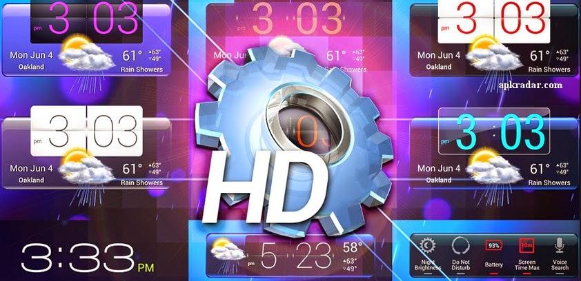 HD Widgets 4.1.1