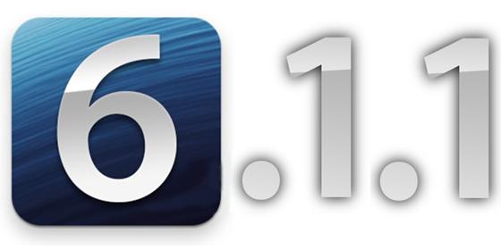 IOS 6.1.1 beta 1
