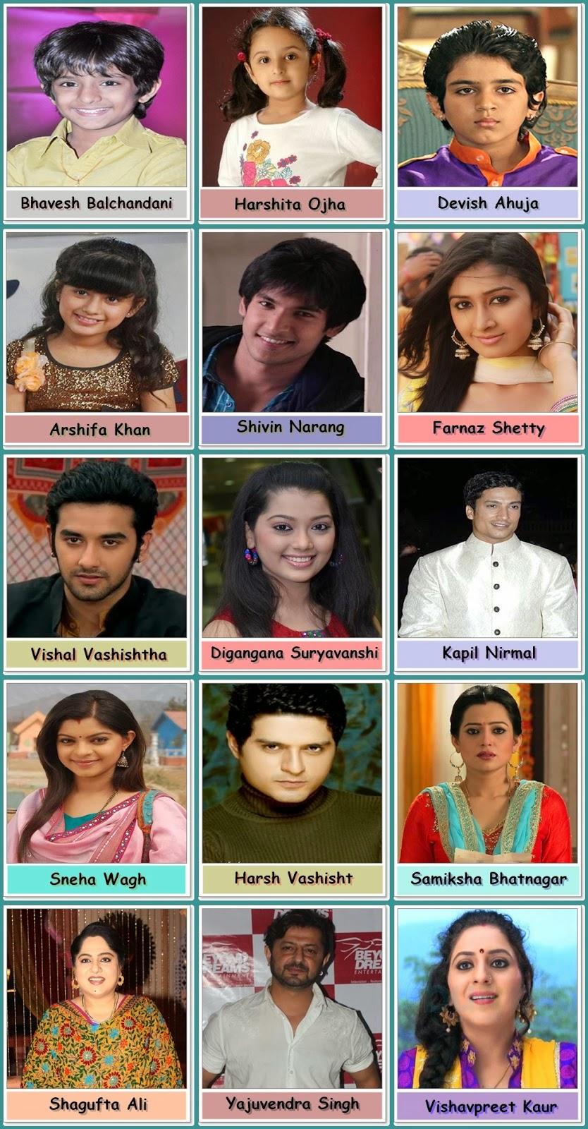 Veera Tv Serial : Star Plus : Cast