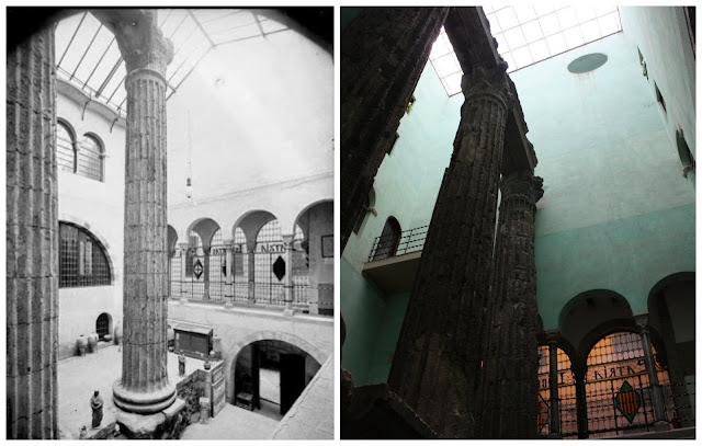 barcelona temple d'august