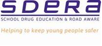 SDERA - School Drug Education Road Aware Logo