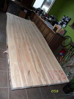 menuiserie st m thode bouleau rustique vendre 058 tranche d 39 arbre. Black Bedroom Furniture Sets. Home Design Ideas