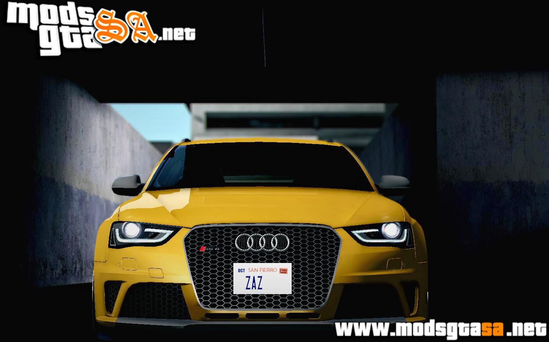 SA - Audi RS4 Avant B8 v2 2013