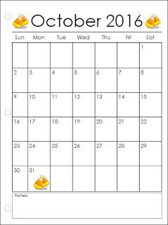 Calendar months 2016