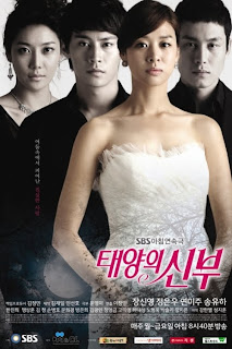 Bride Of The Sun Drama Korea Terbaru 2012