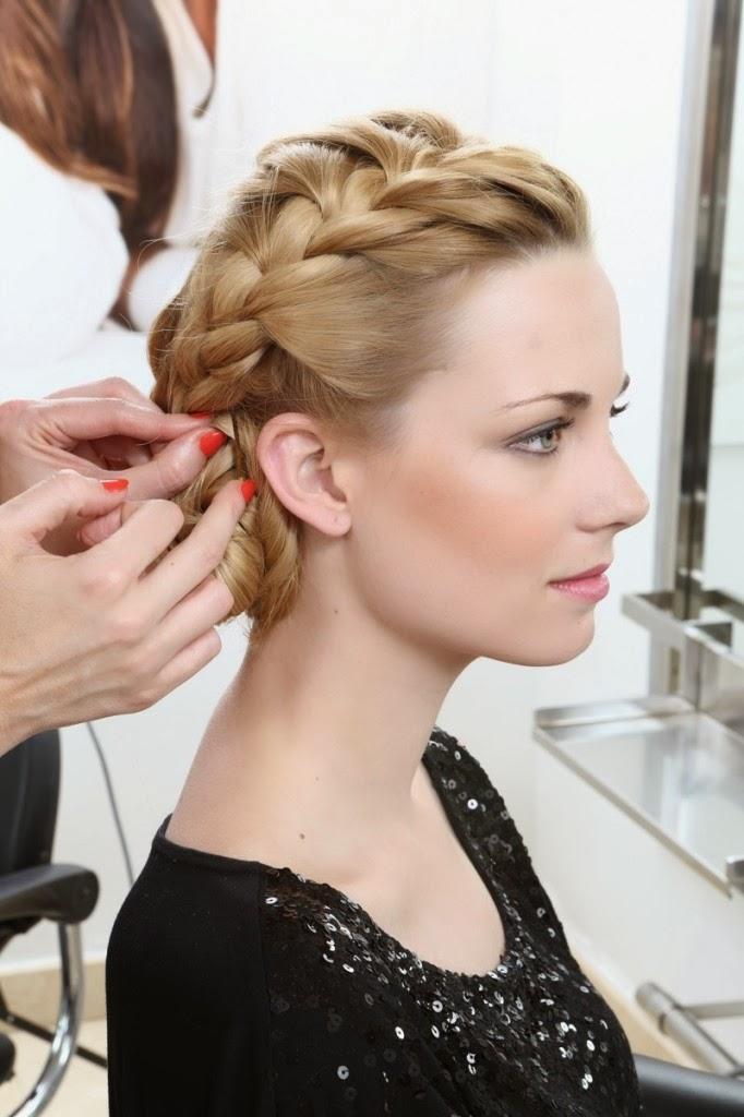 Peinados paso a paso con Maria Baras para HOLA Fashion