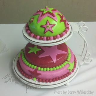 FirstBirthdayFondantCake Make a Fondant Birthday Cake