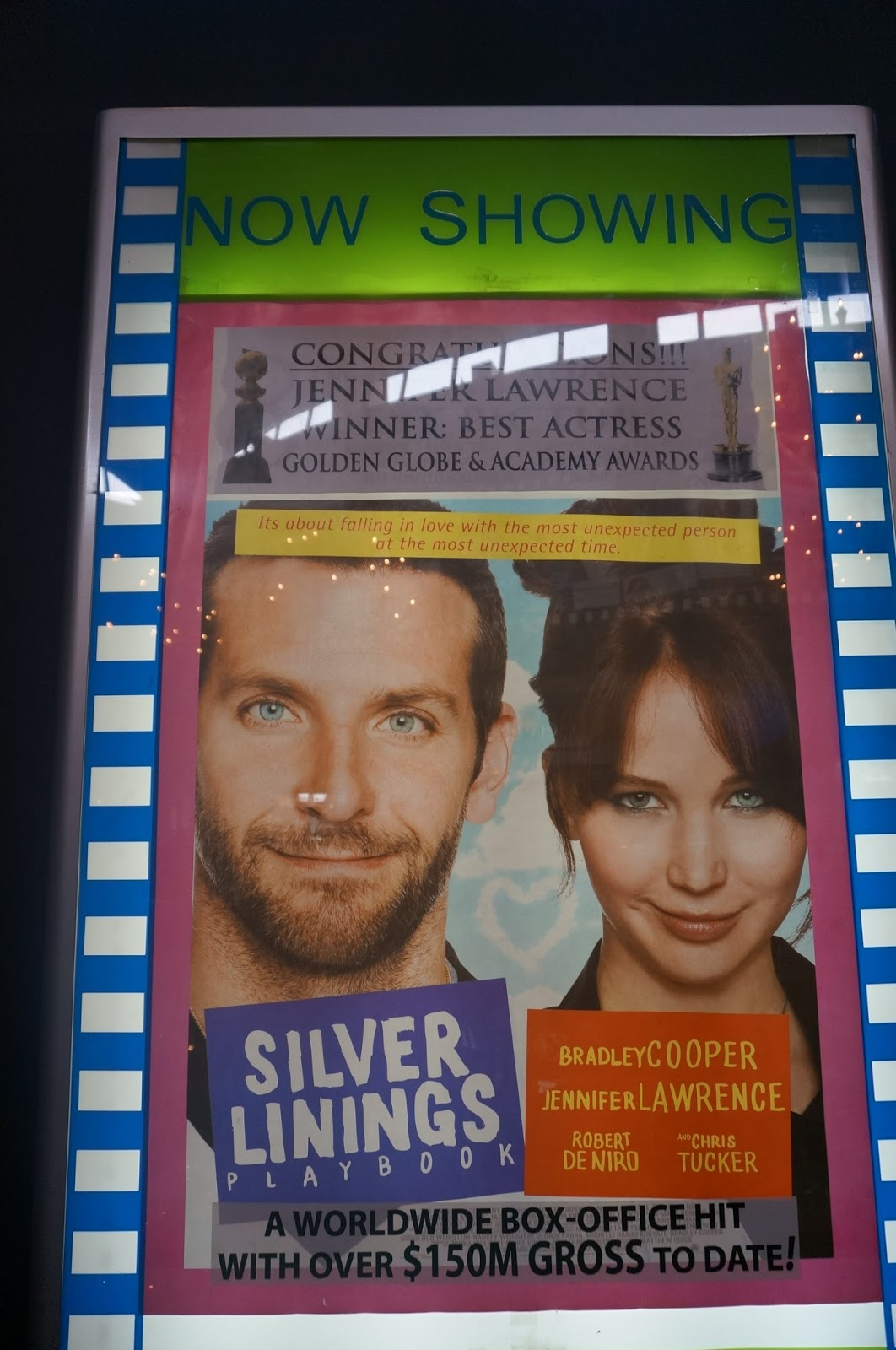 occasions of joy silver linings playbook movie