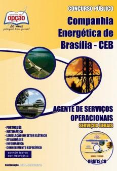 Apostila Companhia Energética de Brasília (CEB Distribuição S/A) Concurso 2013/2