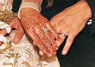 islamic marriage photos