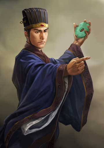 หลินเซียงหยู (Lin Xiangru,蔺相如)