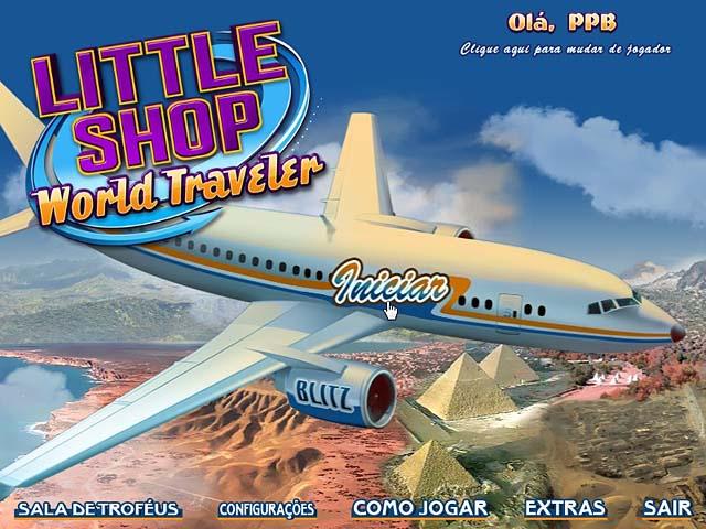 Little Shop - World Traveler PT-BR Portable