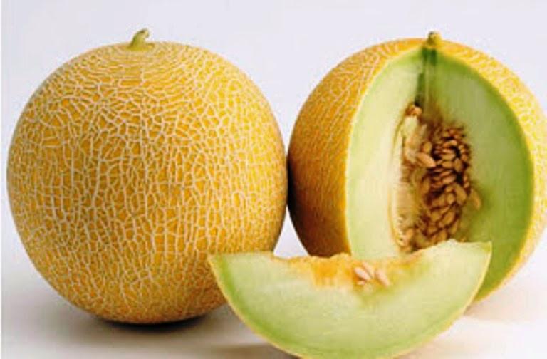 Manfaat  Dan Kandungan Buah Melon Untuk Kesehatan