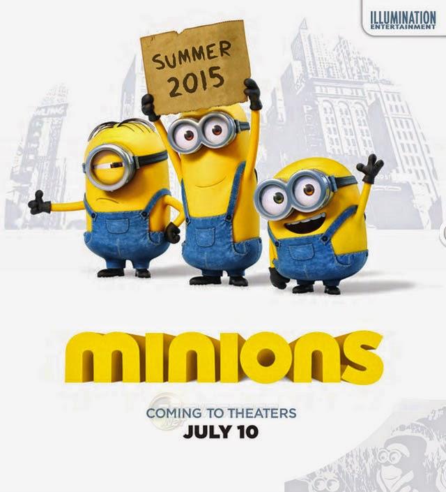 info review Sinopsis Film Minions (2015)
