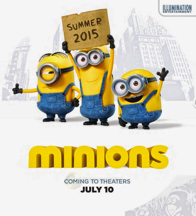 info review Sinopsis Film Minions (2015)