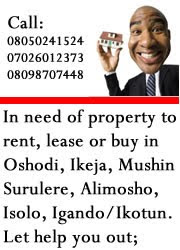 Renting/Lease