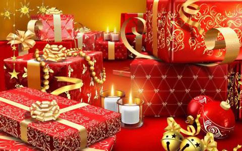 И подарки на новый год 2013 новый год