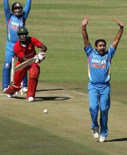 India vs Zimbabwe 1st ODI 2013 Scorecard, ind vs zimmatch result,
