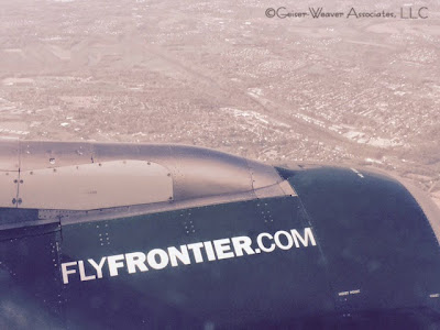 Flying frontier- #DollswillTravel Geiser-Weaver Associates, LLC