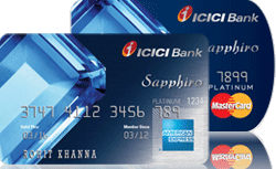 Icici bank single currency forex card