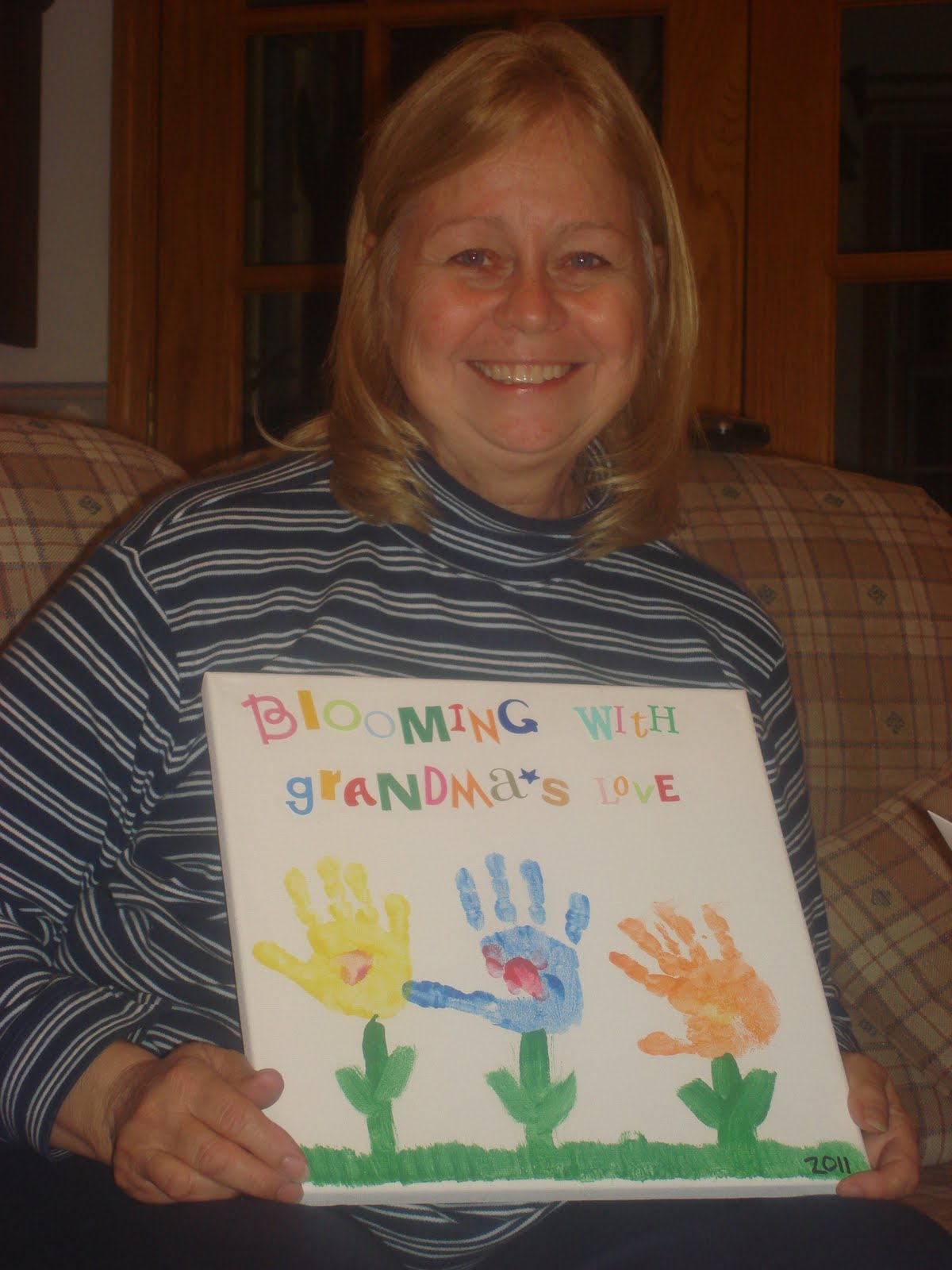 Gracie Girl Company Happy Birthday Grandma