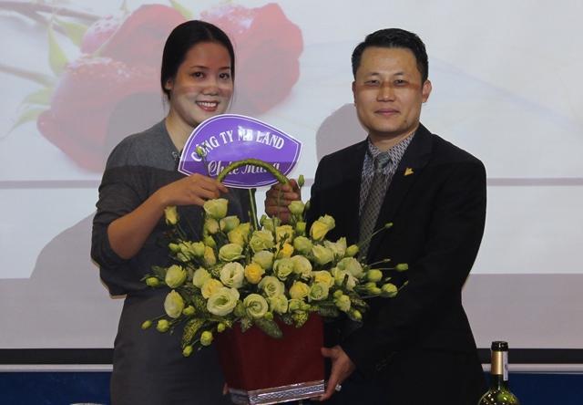 MBLand Tổ Chức Kỷ Niệm Ngày Phụ Nữ Việt Nam 20/10
