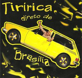 Tiririca Direto De Brasília
