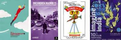 Curtocircuito, Documenta, Festival Ibérico, Imagineindia