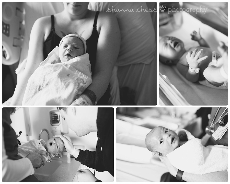 eugene springfield oregon newborn fresh 48 hospital photographer