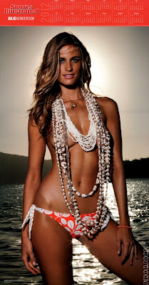 2012 Sports Illustrated Calendar-16