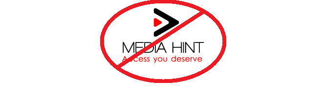 Media hint not free