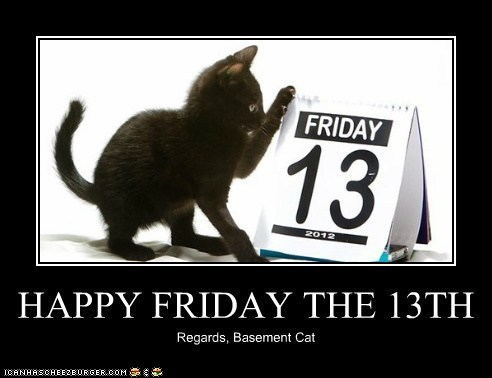 Happy Friday The 13th Funny Pictures Happy Funny Friday The 13th