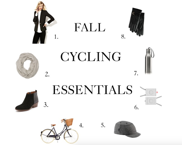 8 Fall Cycling Essentials