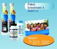 Paket Enrollment 4