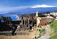 Best Honeymoon Destinations In Europe - Taormina, Italy