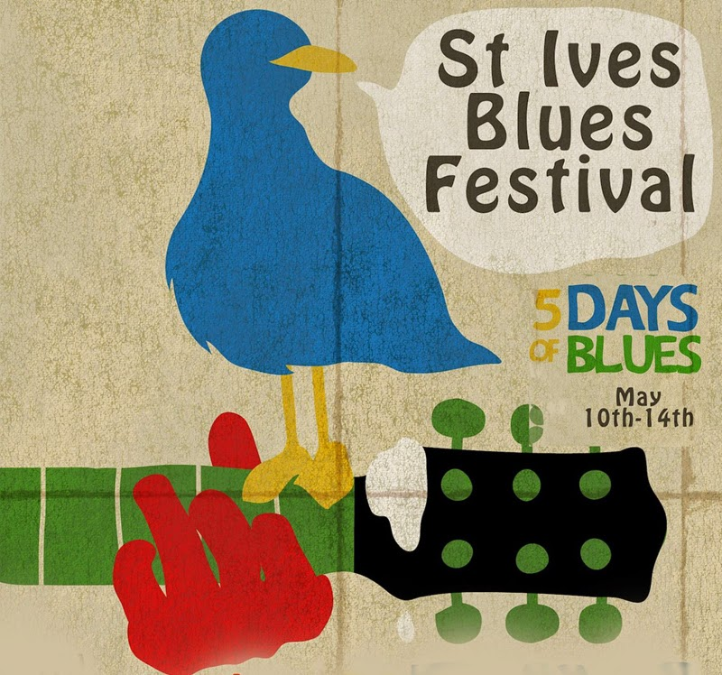 St Ives Blues Festival