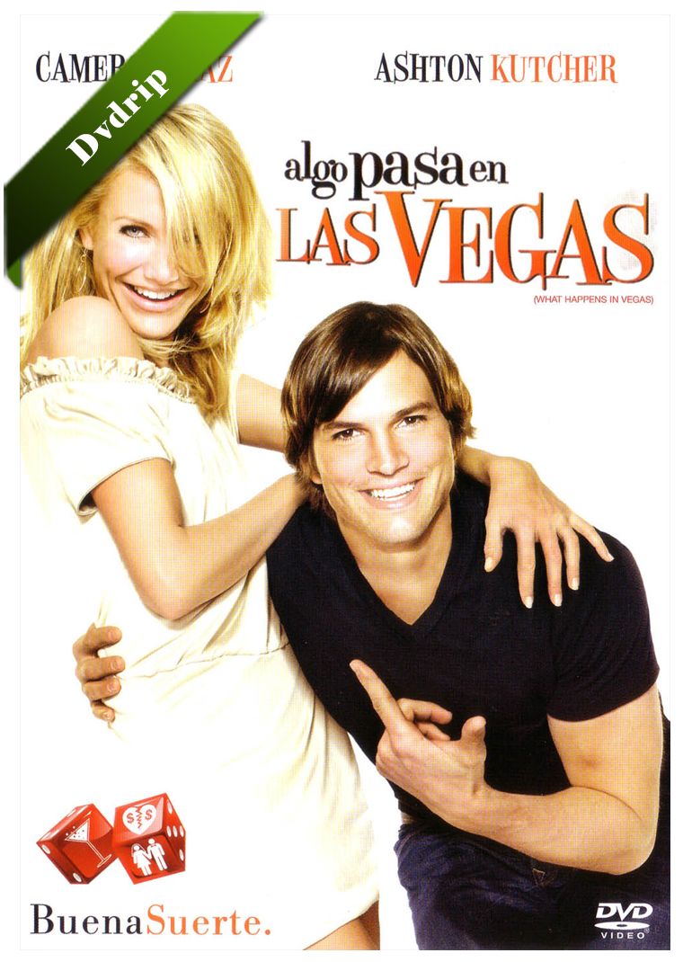 Algo Pasa En Las Vegas Dvdrip Castellano 2008