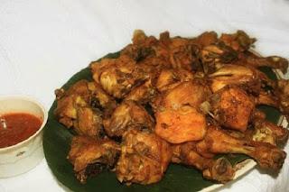 Ayam Goreng Khas Sukabumi