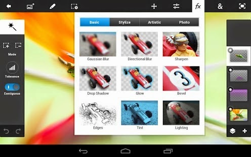 download adobe photoshop edit foto android