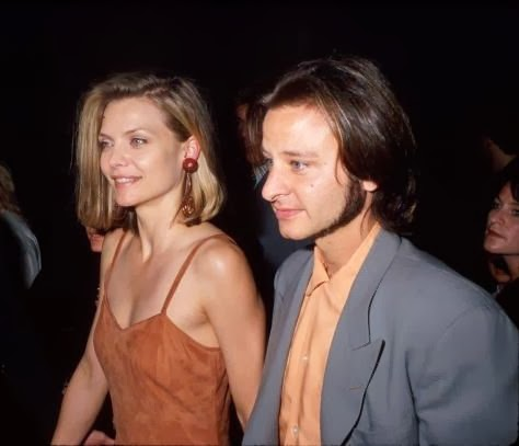 Chatter Busy: Michelle Pfeiffer Dating